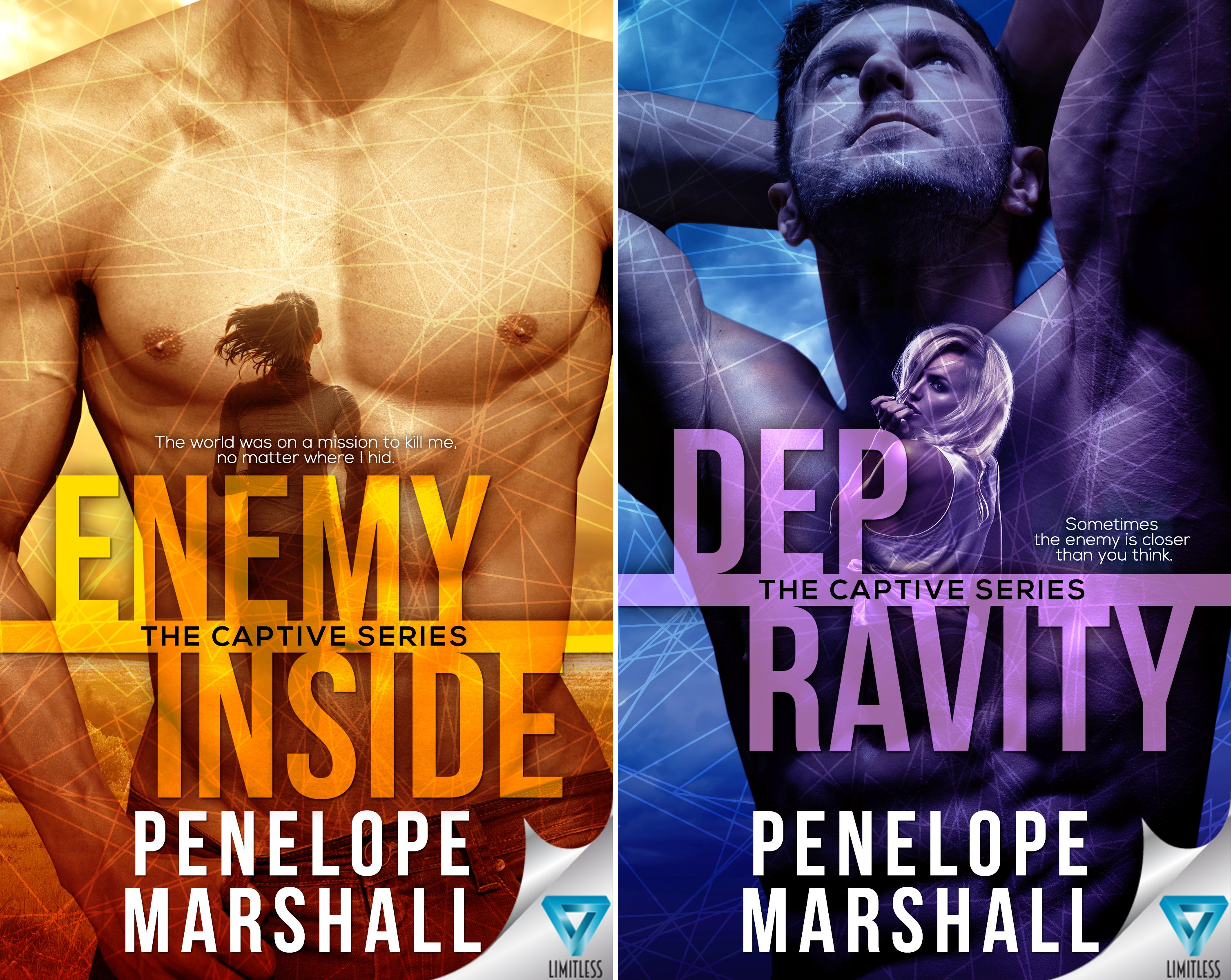 The Captive Series (2 Book Series)