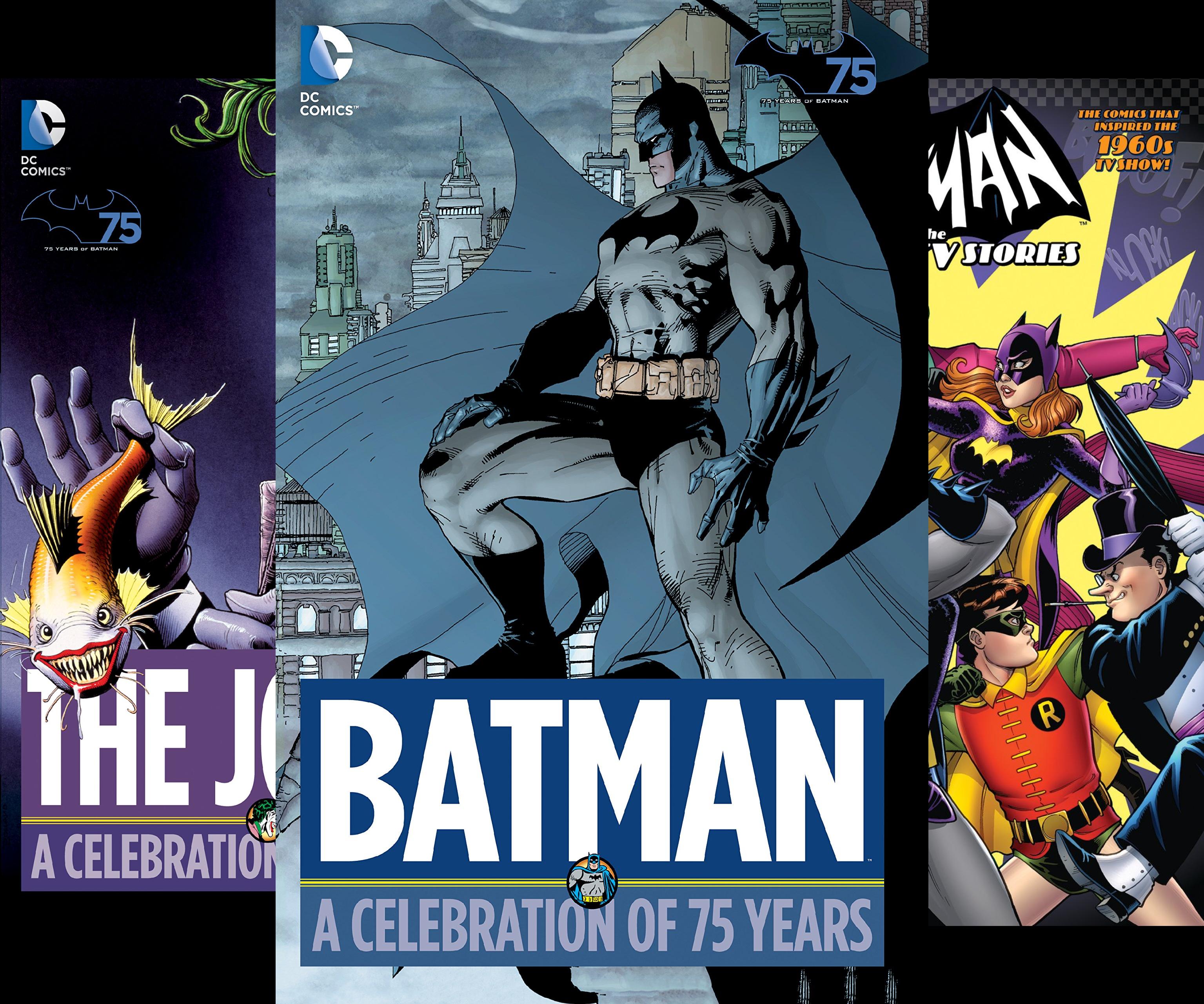 Batman (1940-2011) (Collections) (39 Book Series)