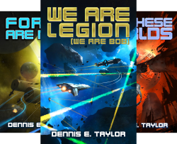 Bobiverse (3 Book Series) by  Dennis Taylor