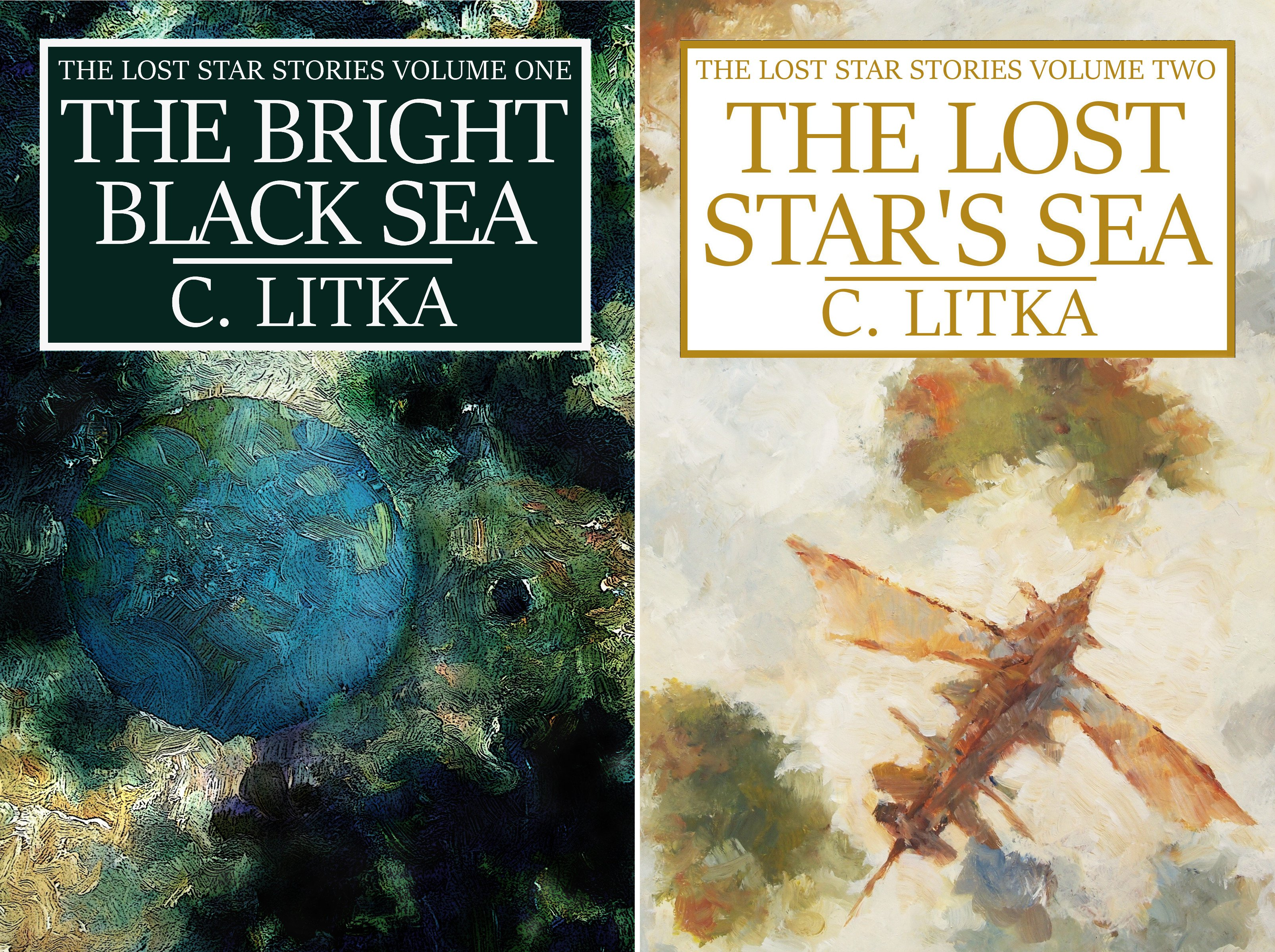 The Lost Star Stories (2 Book Series)