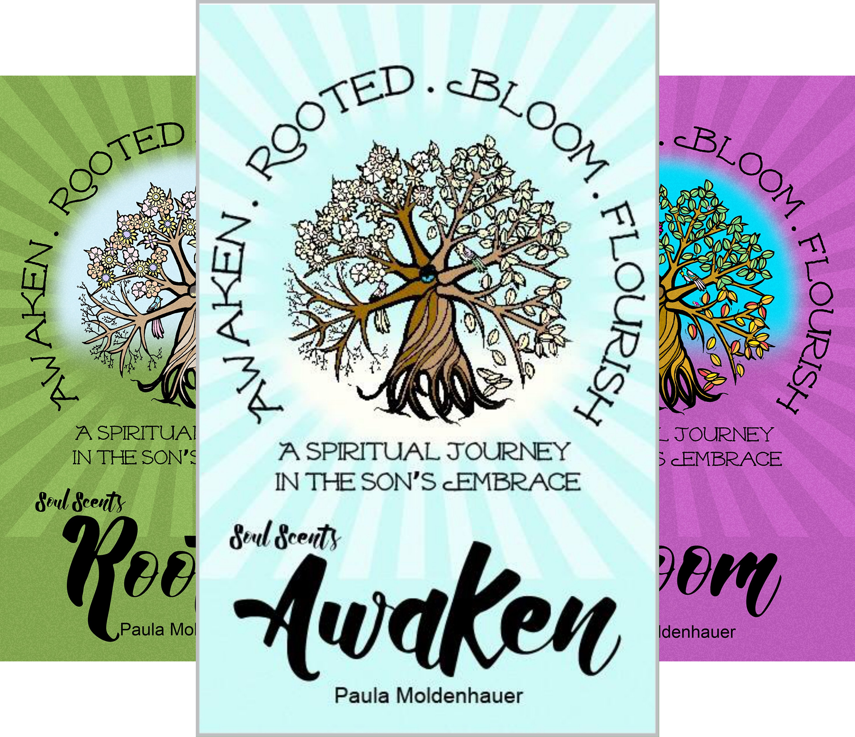 Soul Scents (6 Book Series)