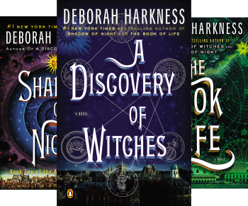 All Souls Trilogy (Book Series) by Deborah Harkness