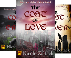 Darkened Nights: History (19 Book Series) by  Nicole Zoltack