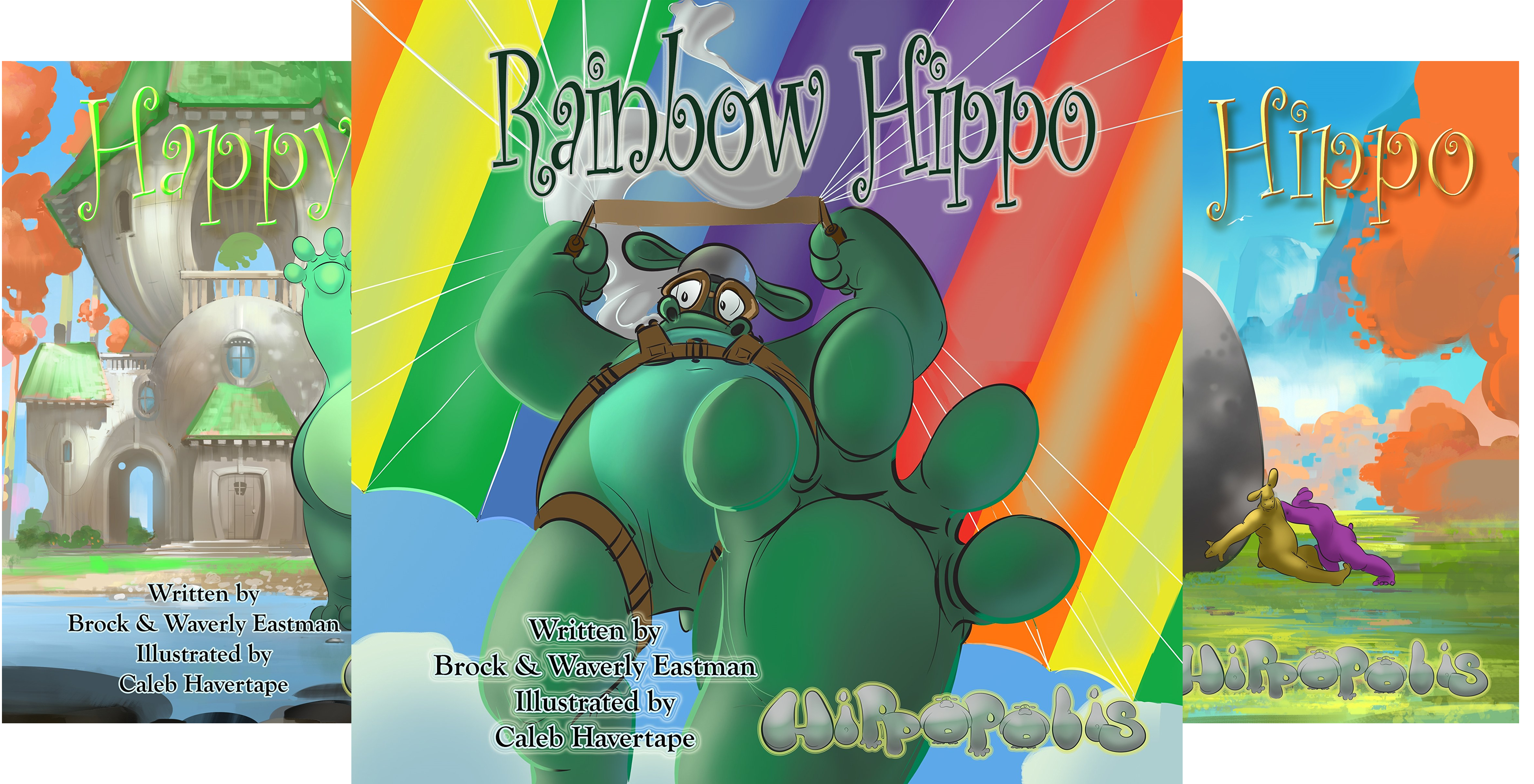 Hippopolis (3 Book Series)
