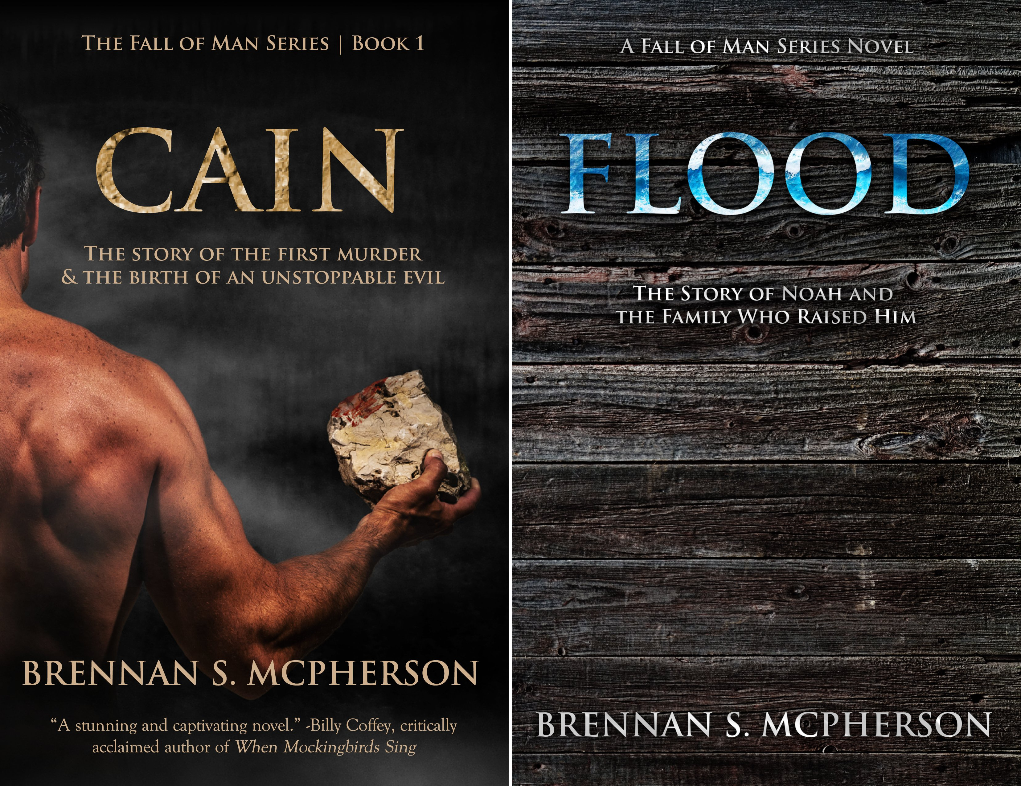 The Fall of Man Series (2 Book Series)
