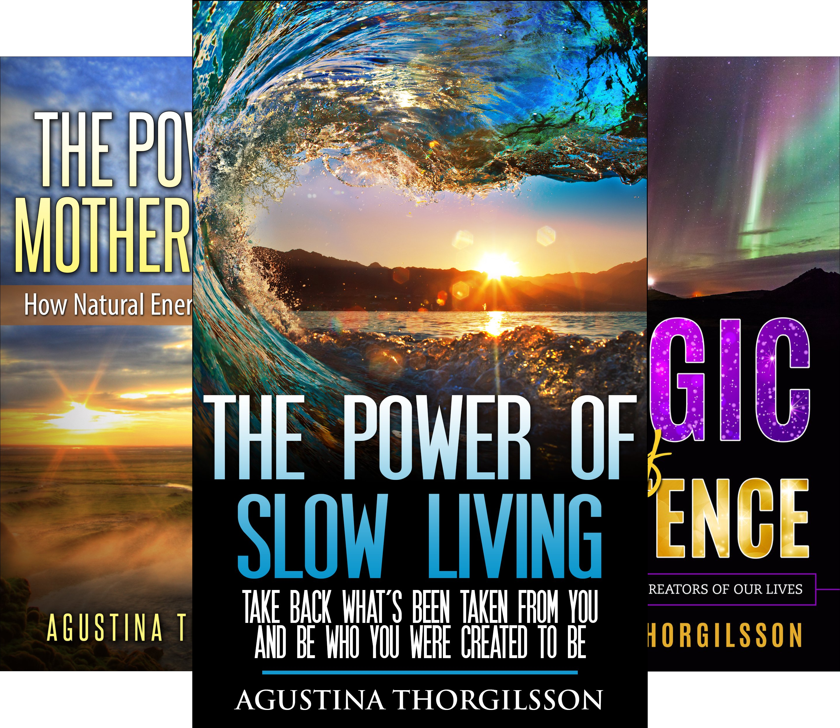 Life-Navigation (3 Book Series)