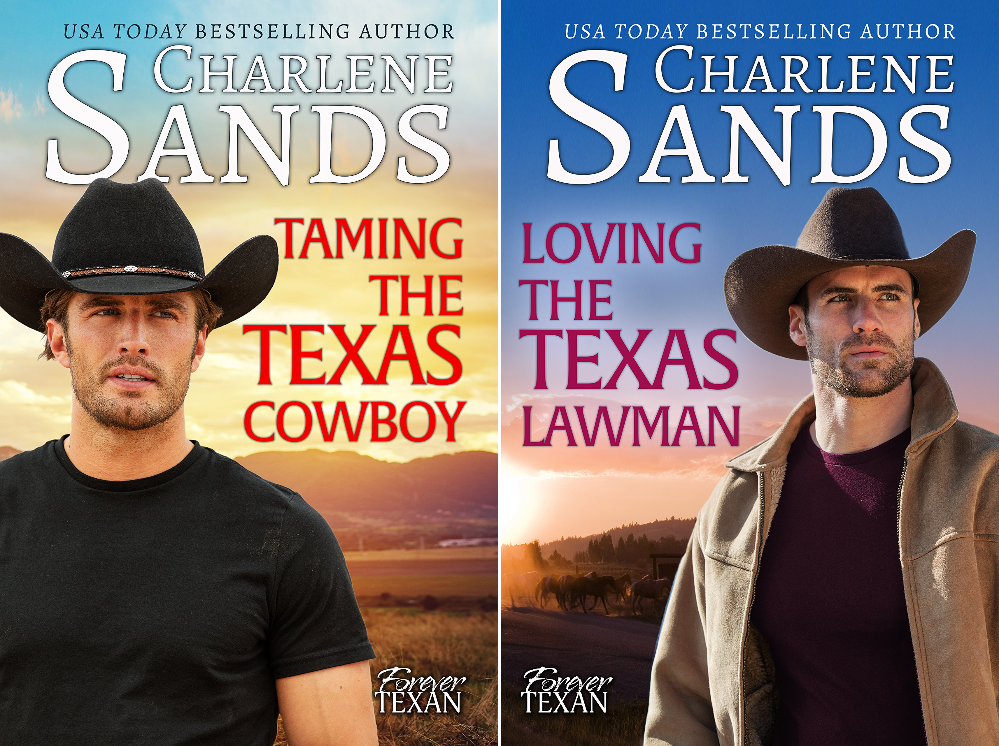 Forever Texan (2 Book Series)