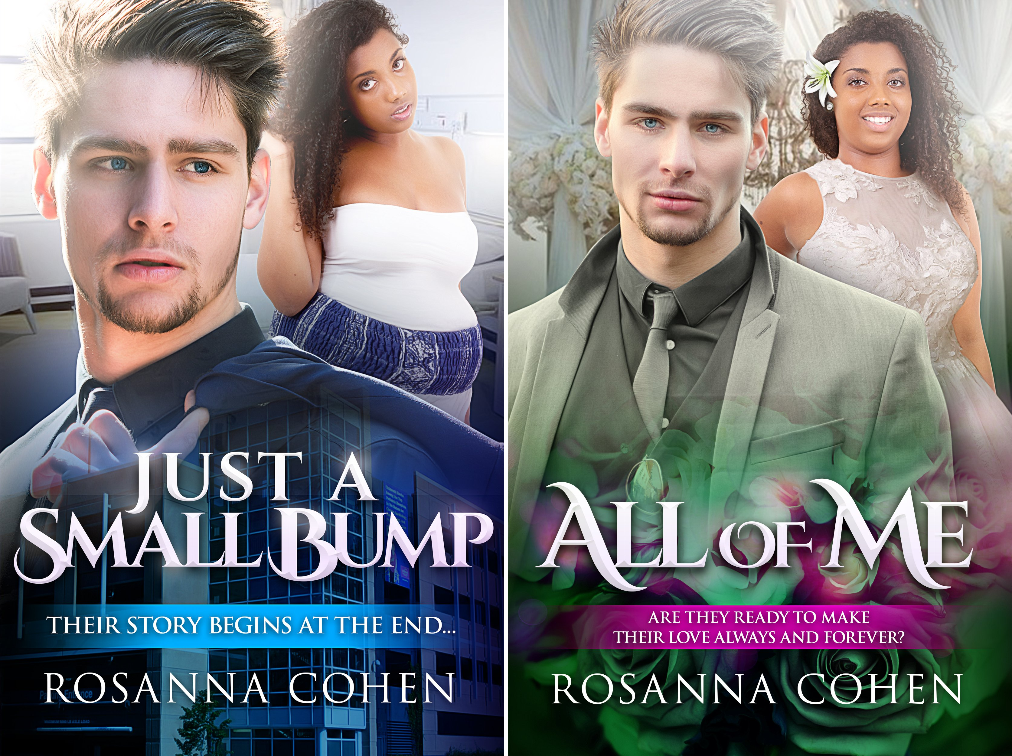 Diana And Marty (2 Book Series)