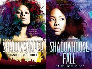 The Shadowshaper Cypher (2 Book Series) by Daniel José Older