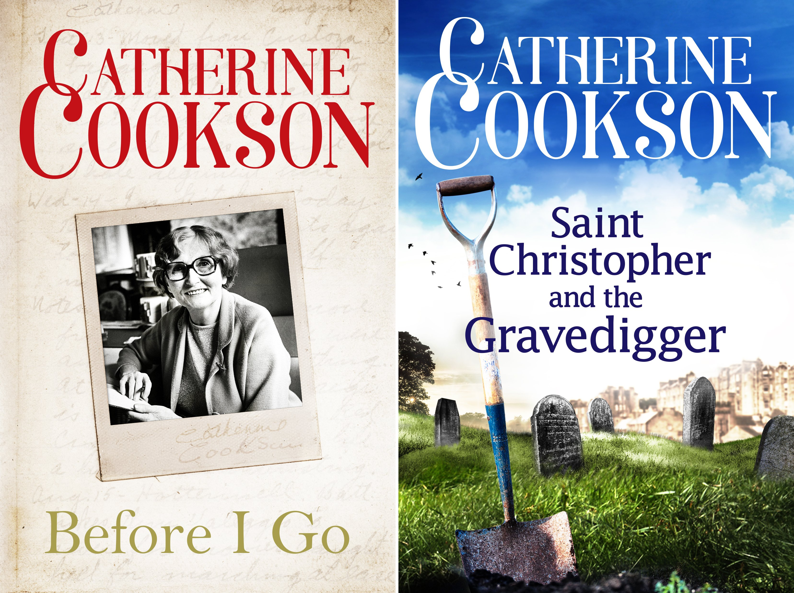 Two Newly-Discovered Books by Catherine Cookson (2 Book Series)