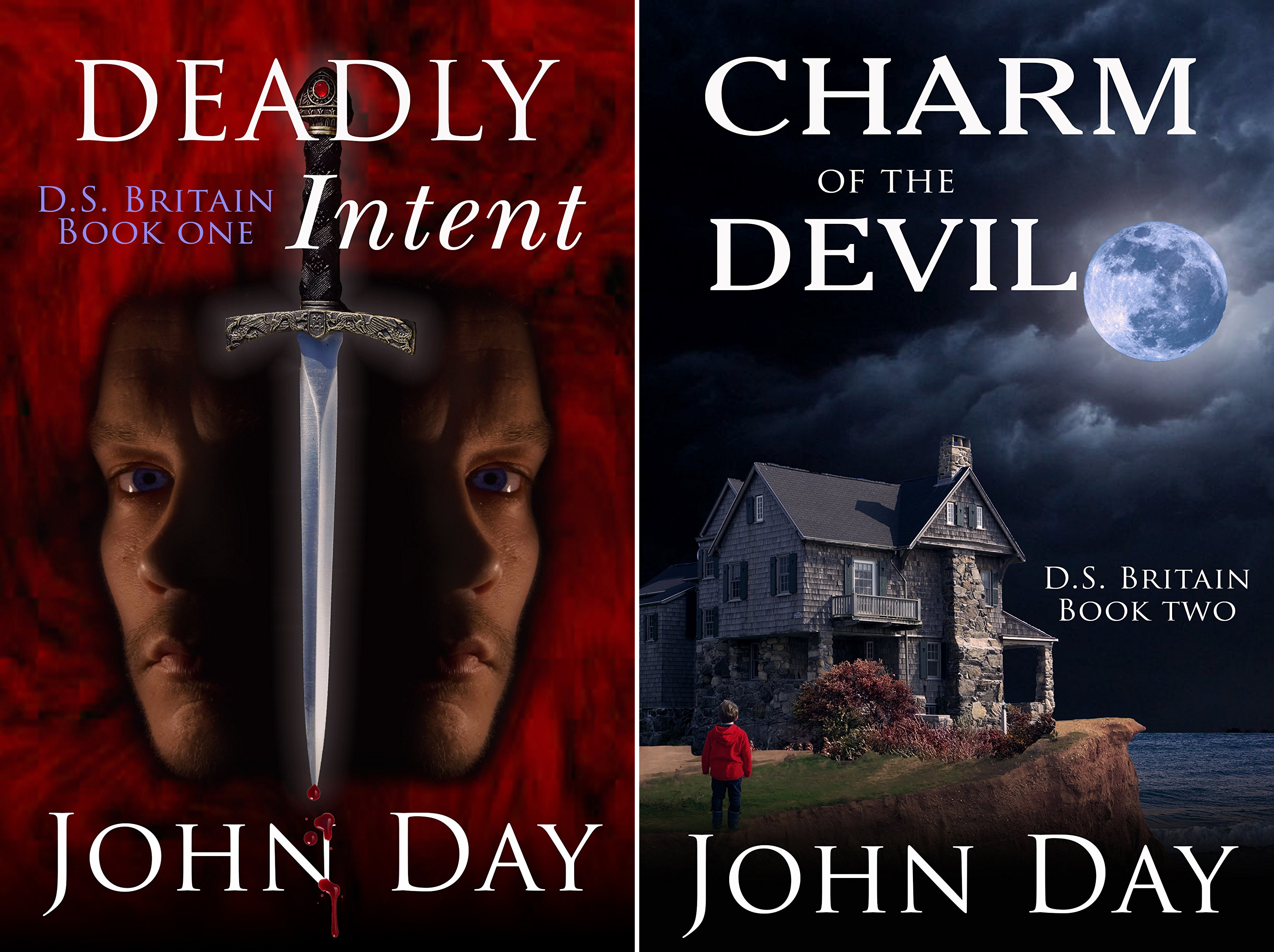 DS Penny Britain (2 Book Series)