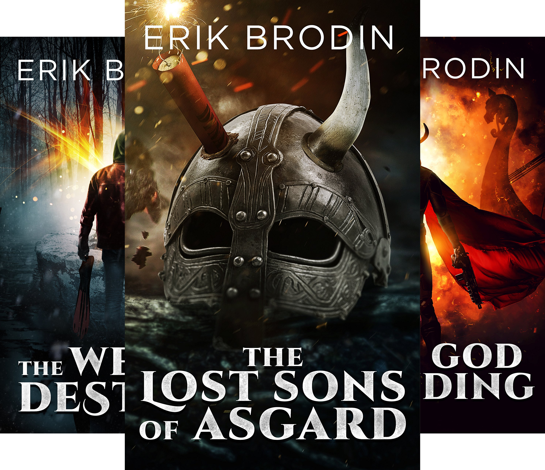 Endangered Norse Gods (3 Book Series)
