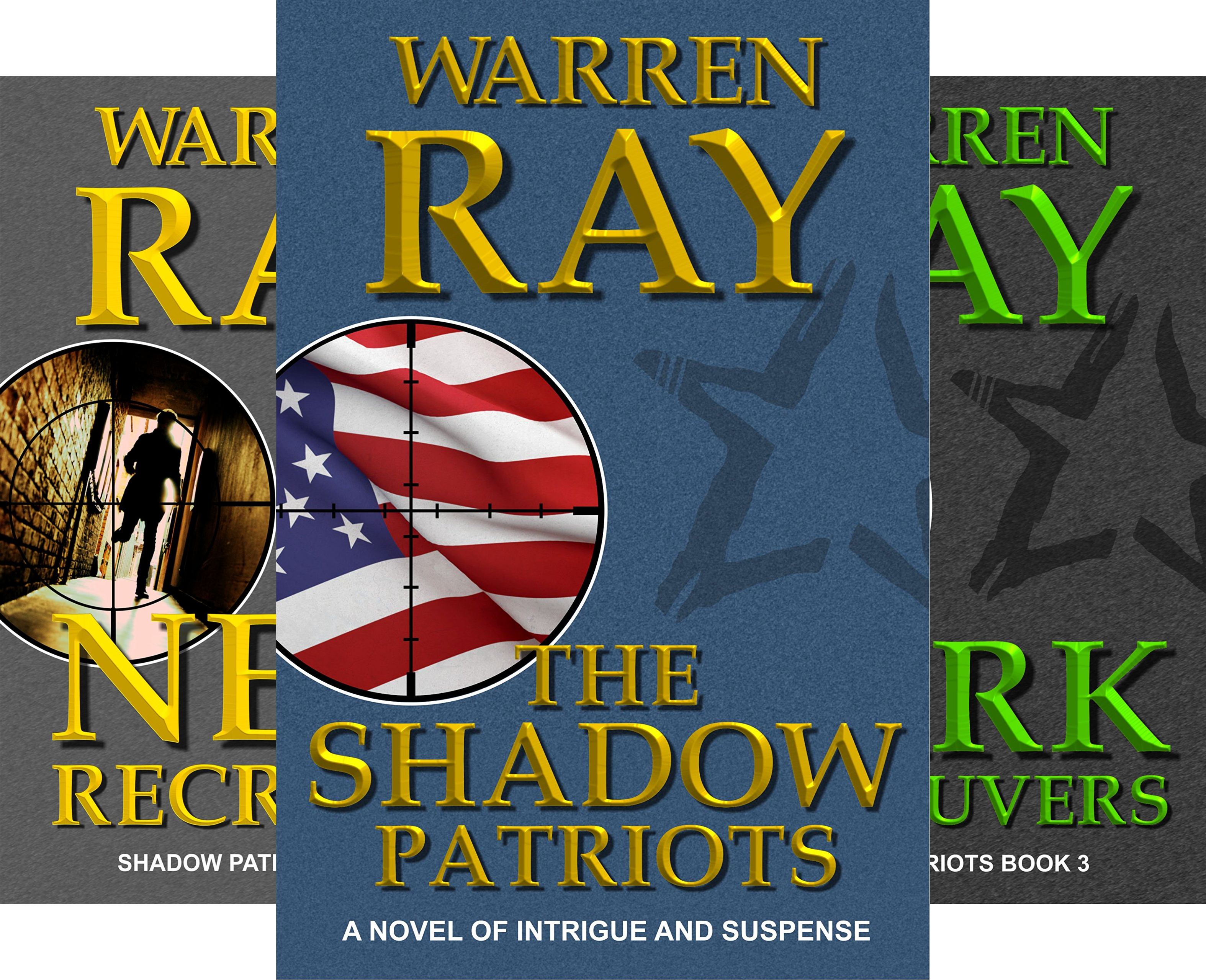 The Shadow Patriots (7 Book Series)