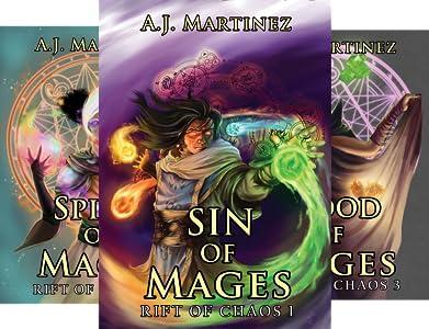 Rift of Chaos (3 Book Series)