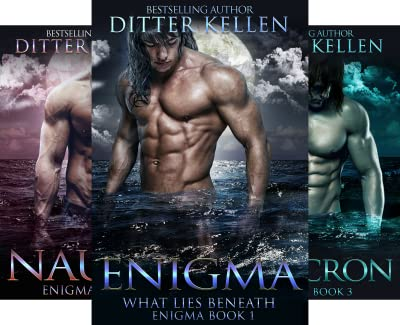 Enigma Series (5 Book Series)