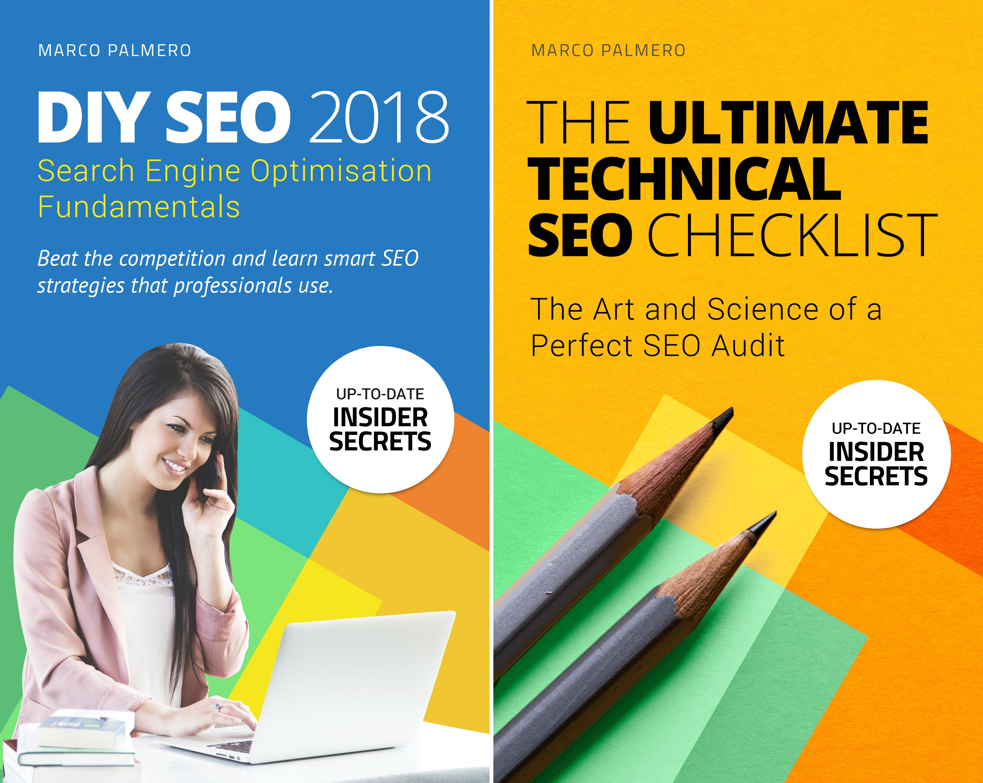 Search Engine Optimisation SEO for Experts and Beginners (2 Book Series)