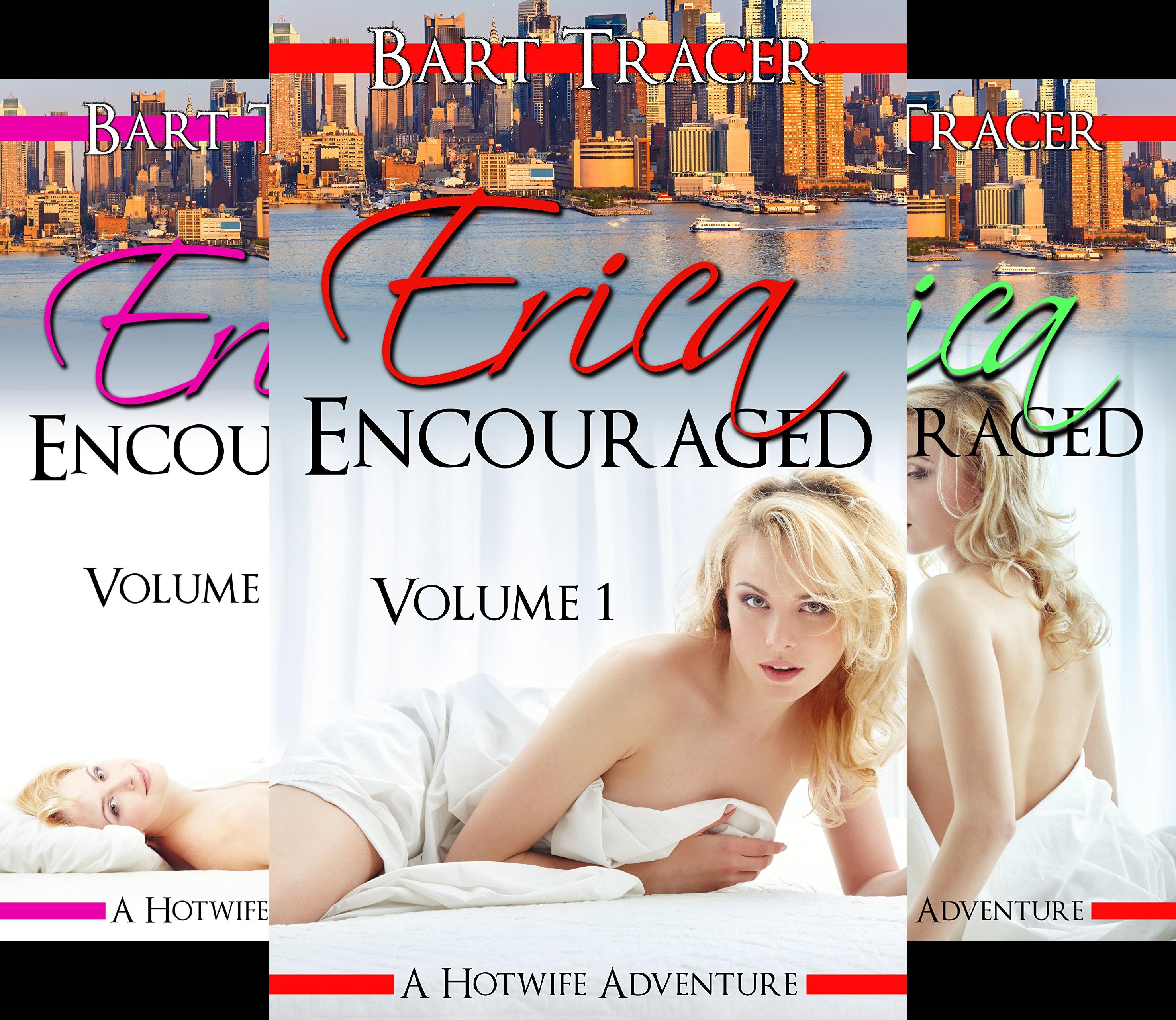 Erica Encouraged (3 Book Series)