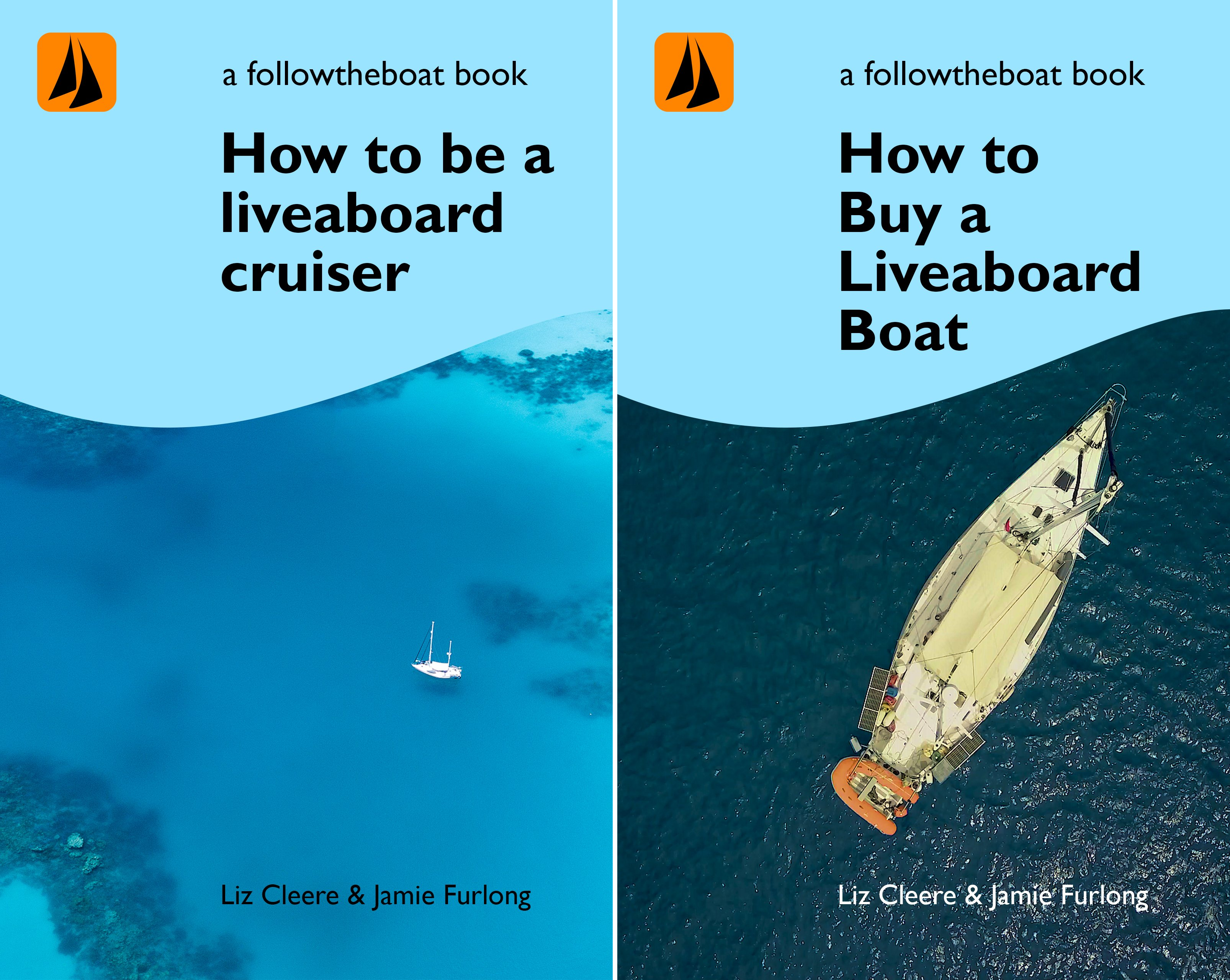 Sailing How To With Followtheboat (2 Book Series)