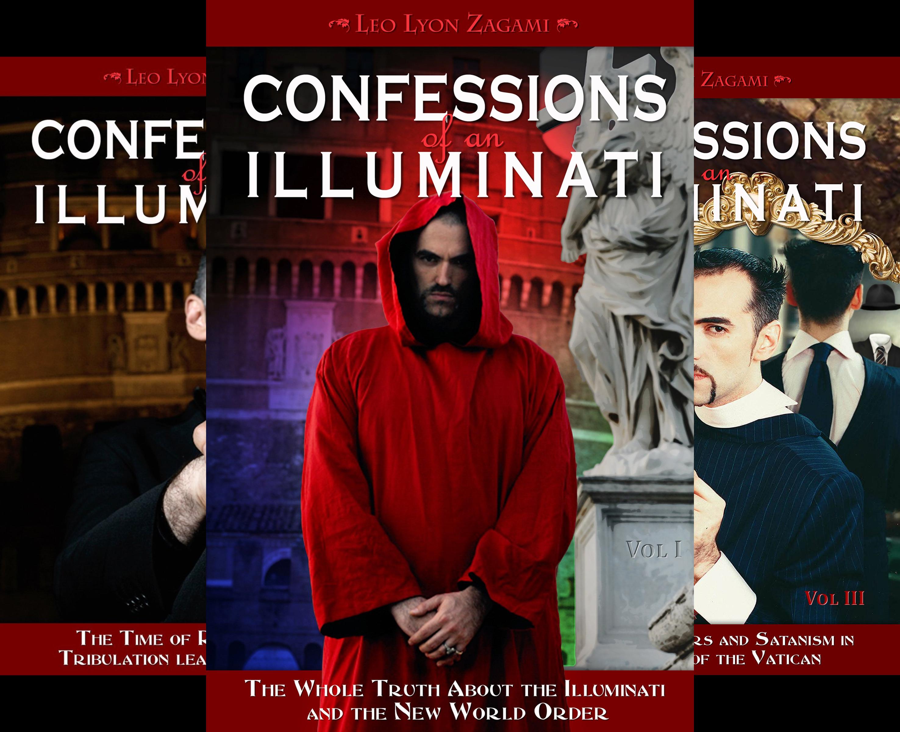 Confessions of an Illuminati (3 Book Series)