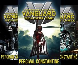 Vanguard (5 Book Series) by  Percival Constantine