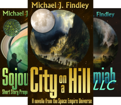 The Space Empire Saga by  Michael Findley