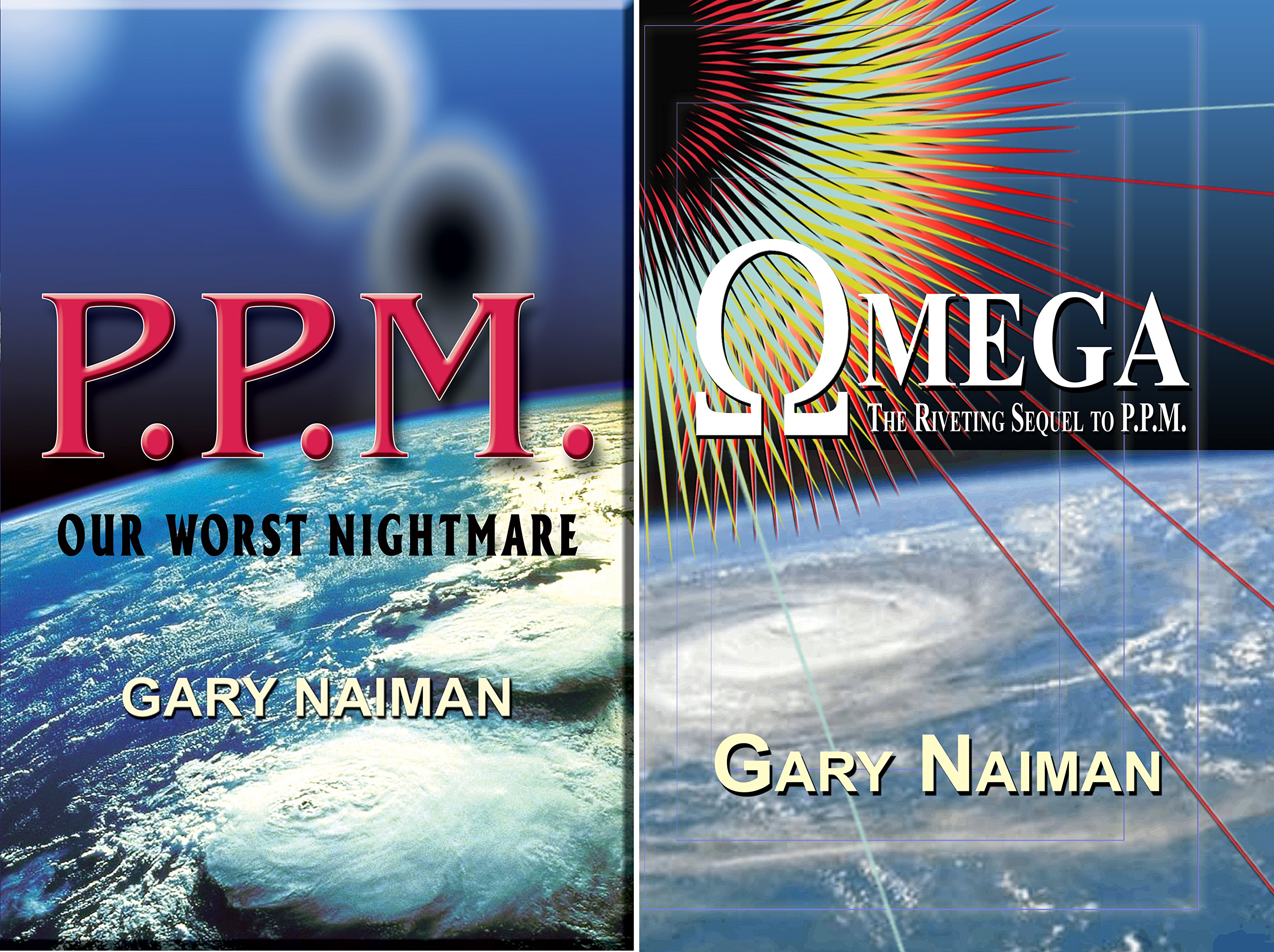 APOCALYPSE ZONE - (2 Book Series)