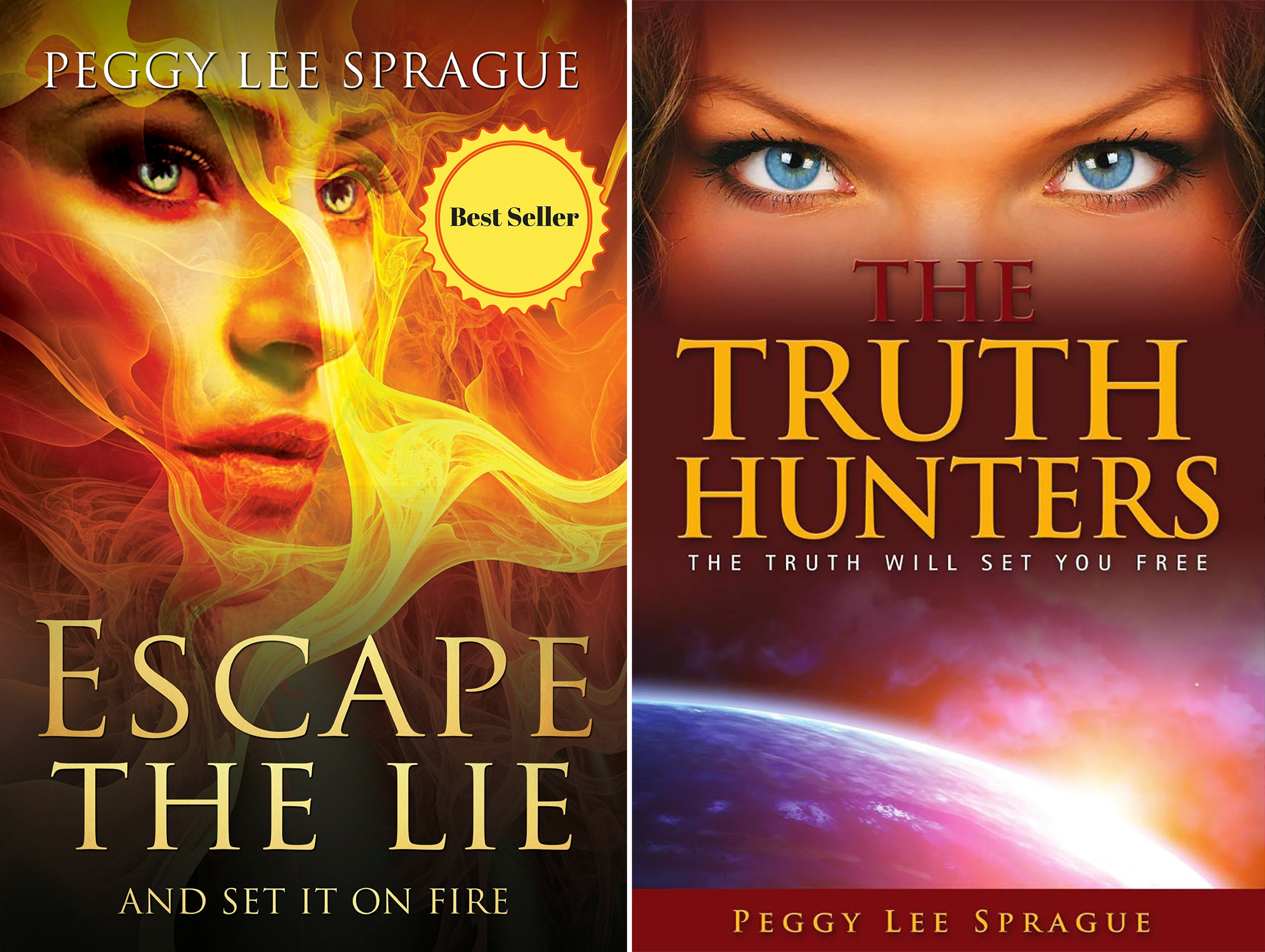 The Truth Hunters (2 Book Series)