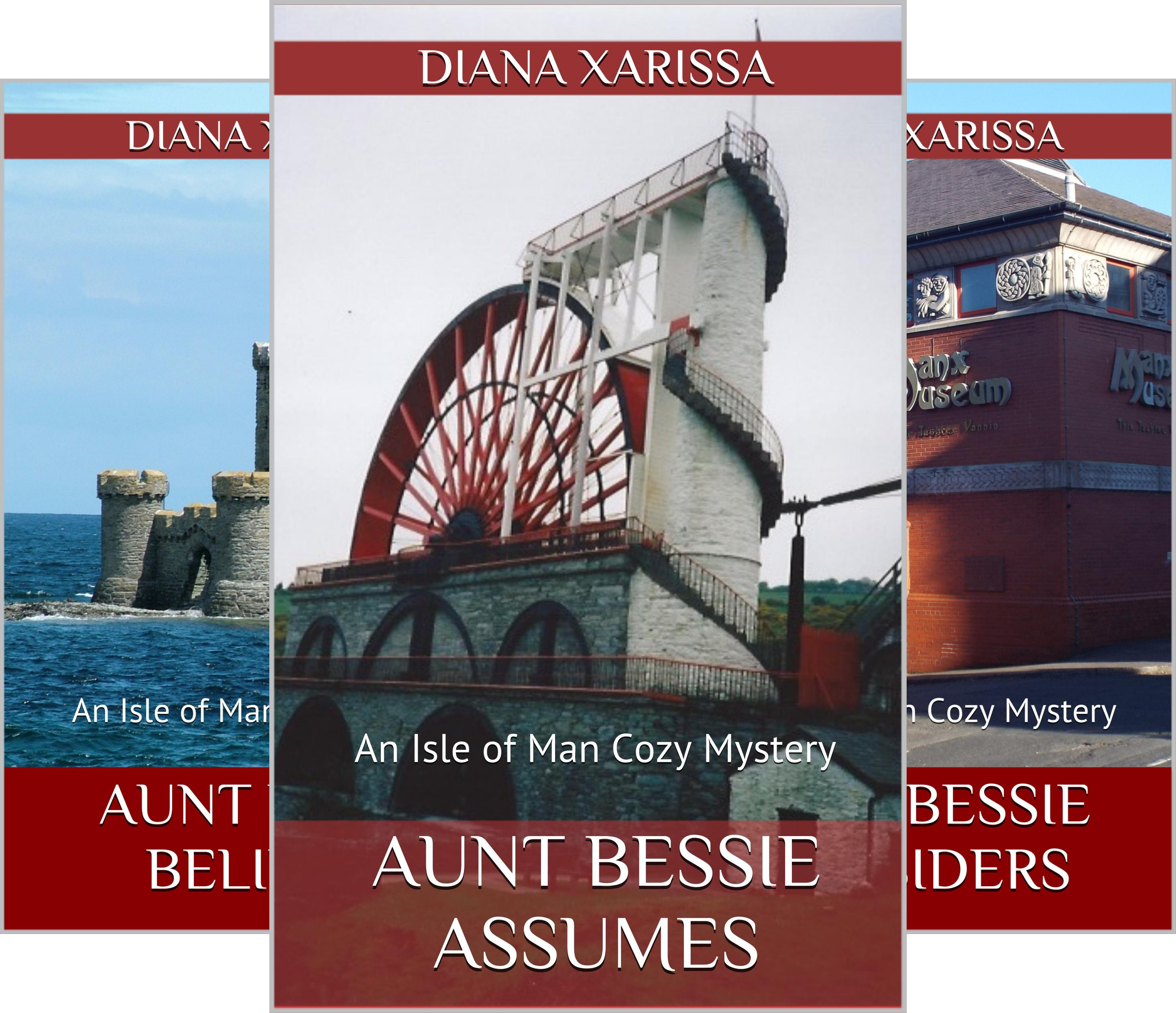 An Isle of Man Cozy Mystery (15 Book Series)