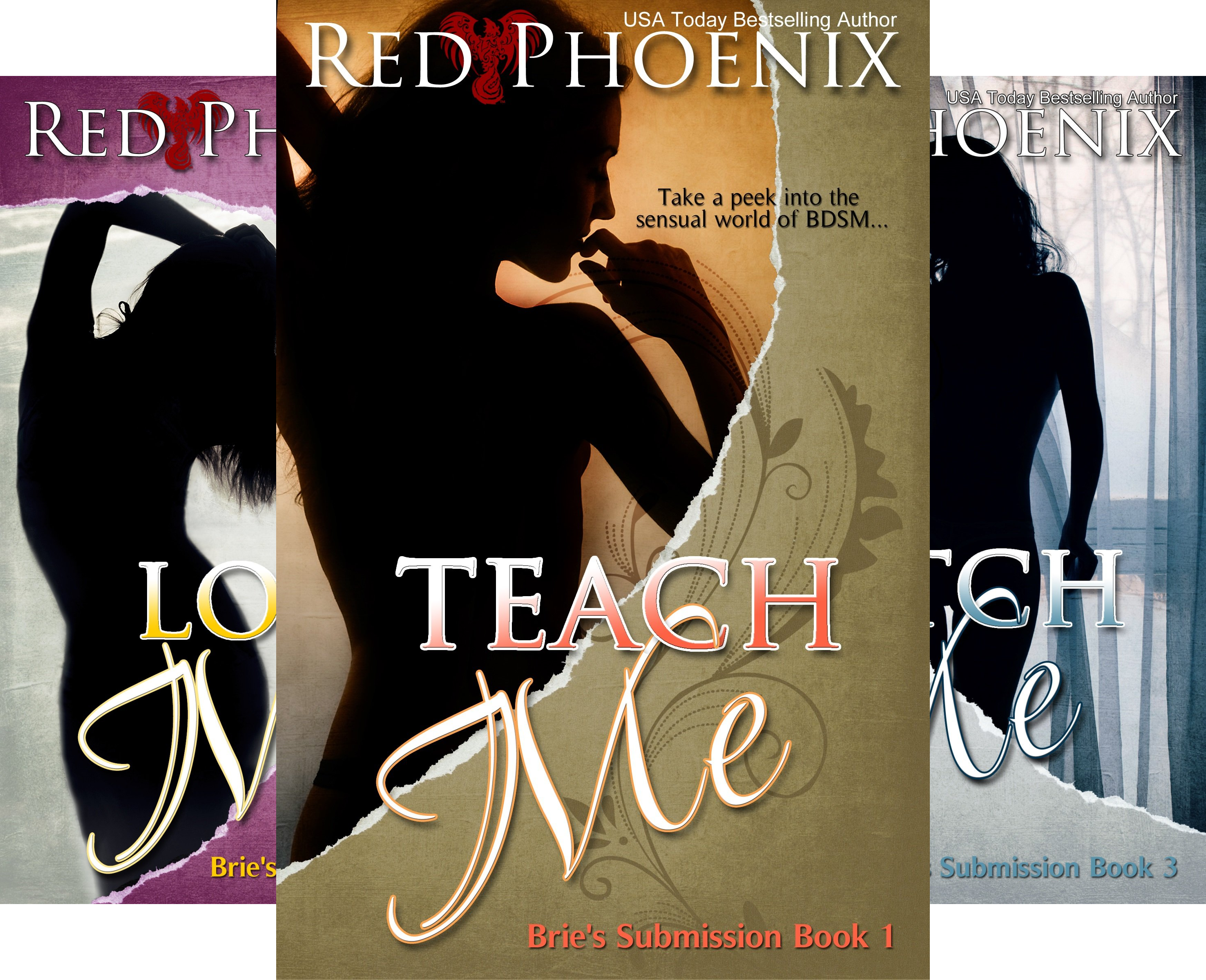 Brie's Submission (15 Book Series)