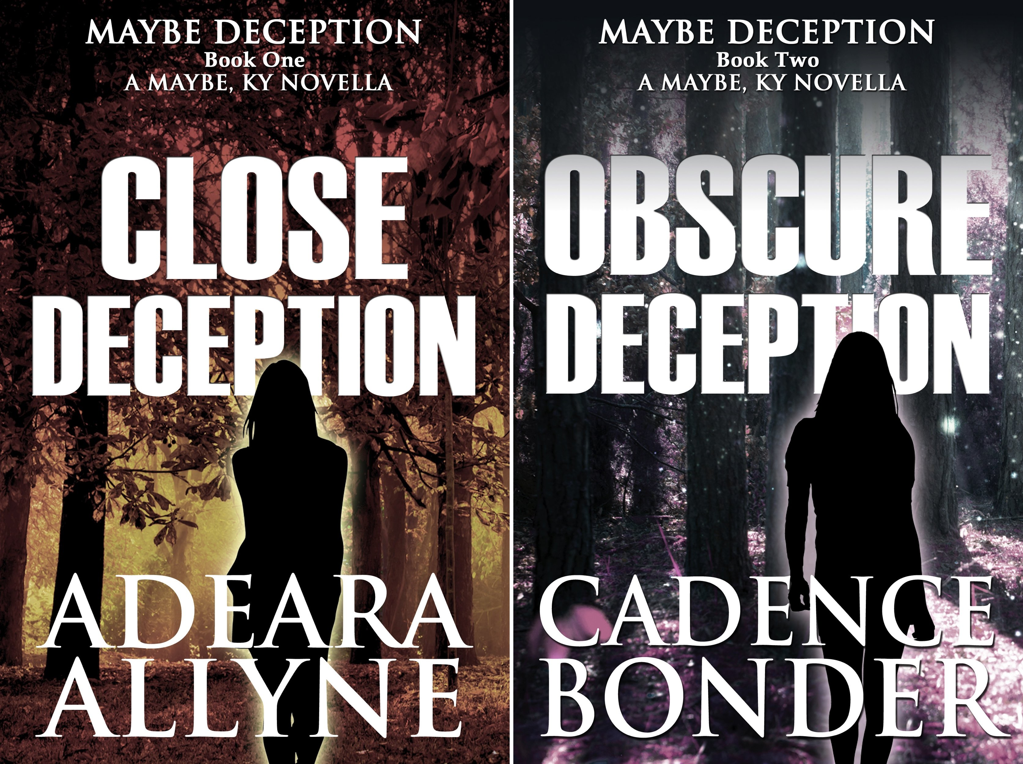 Maybe Deception (2 Book Series)