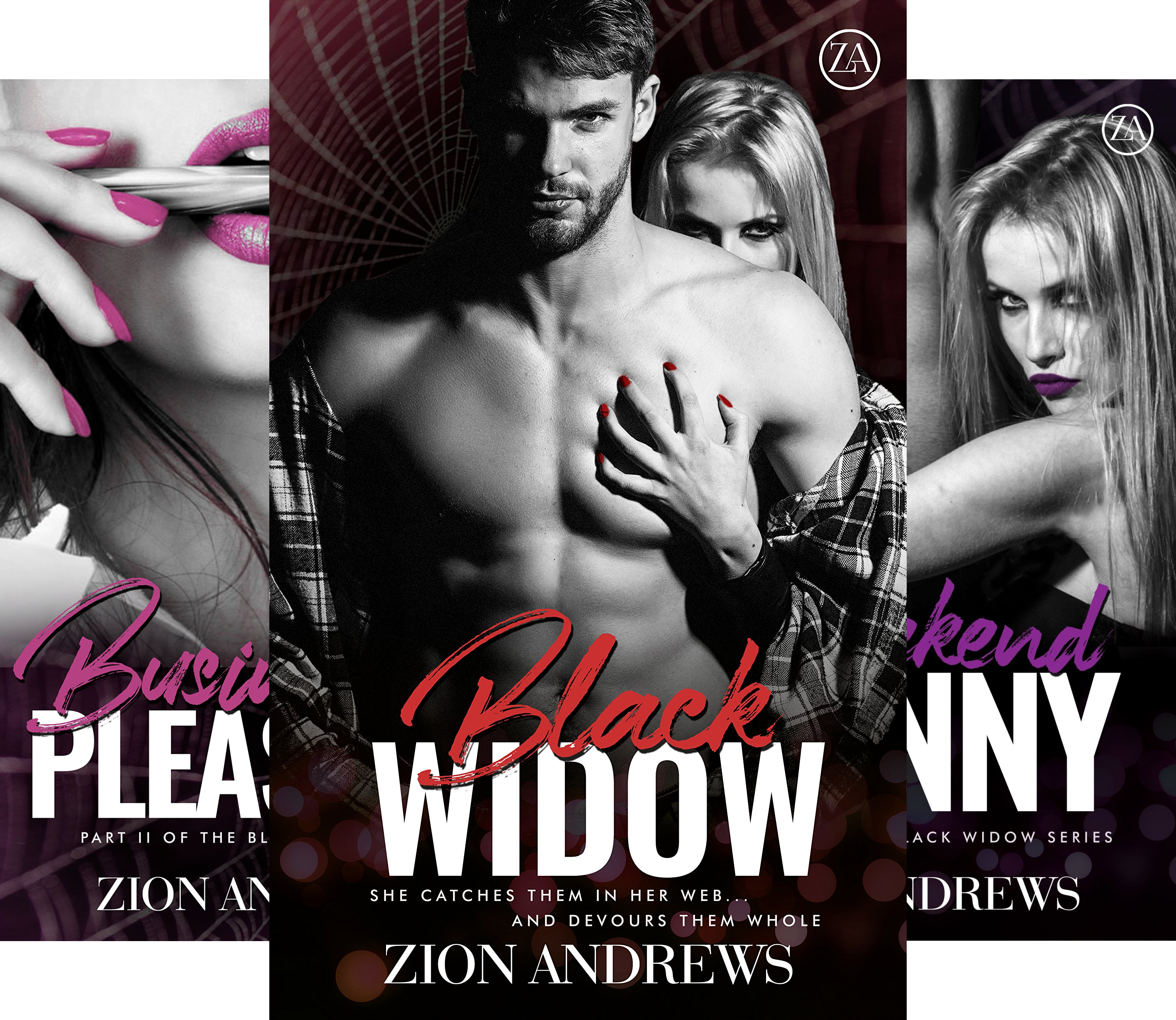 Black Widow (5 Book Series)