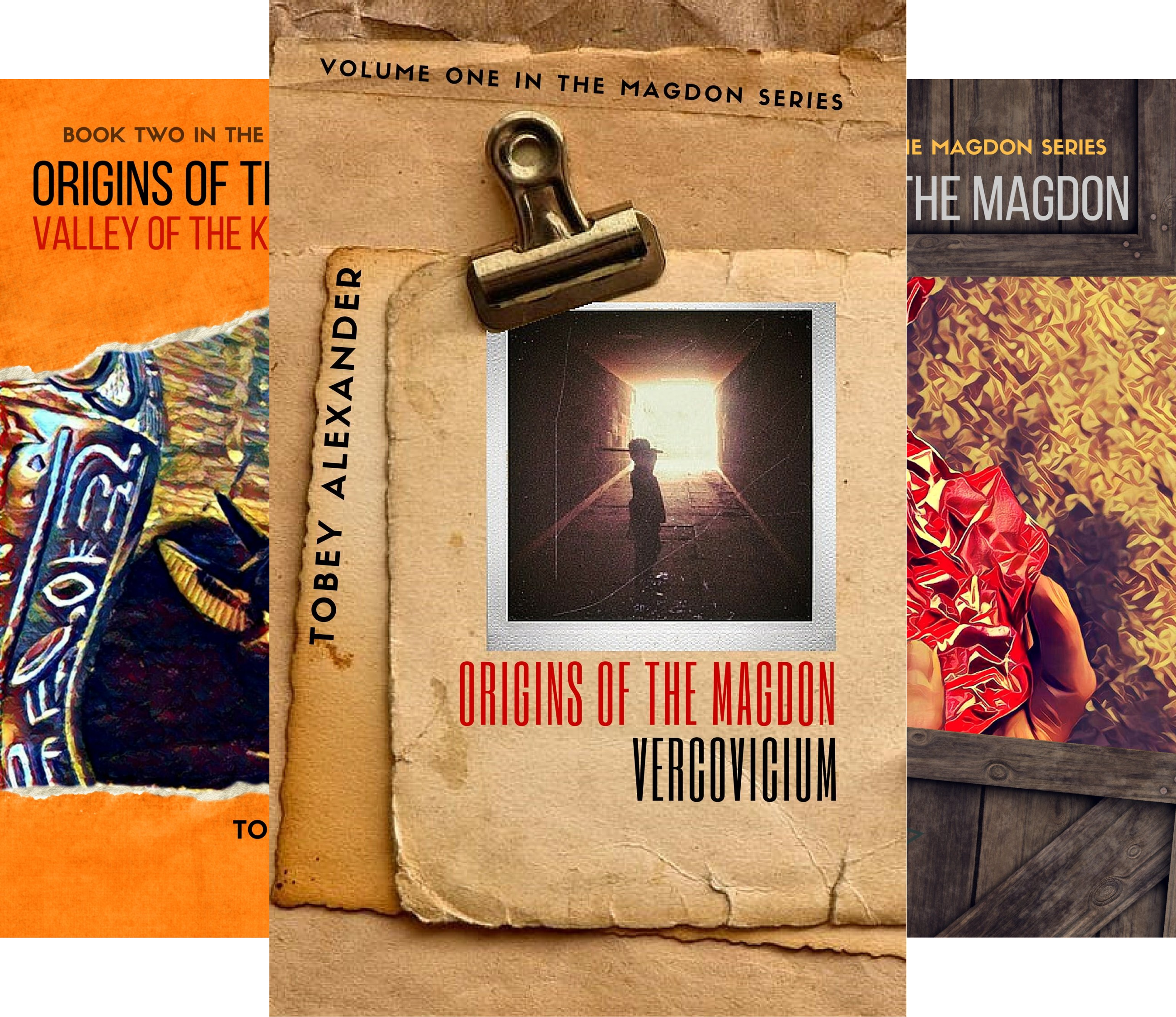 The Magdon Series (4 Book Series)