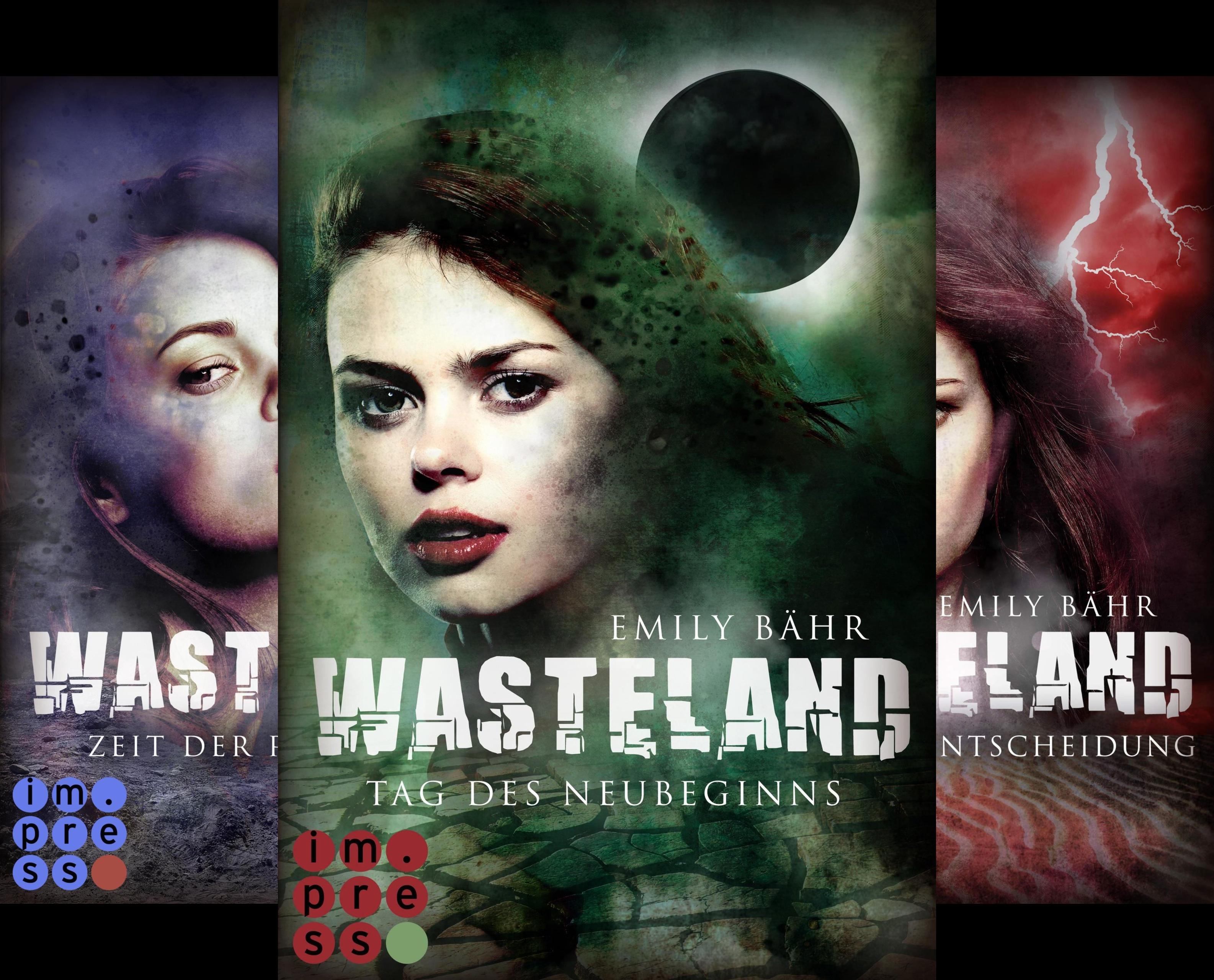 Wasteland (Reihe in 3 Bänden)