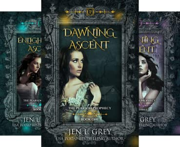 Pearson Prophecy (3 Book Series)