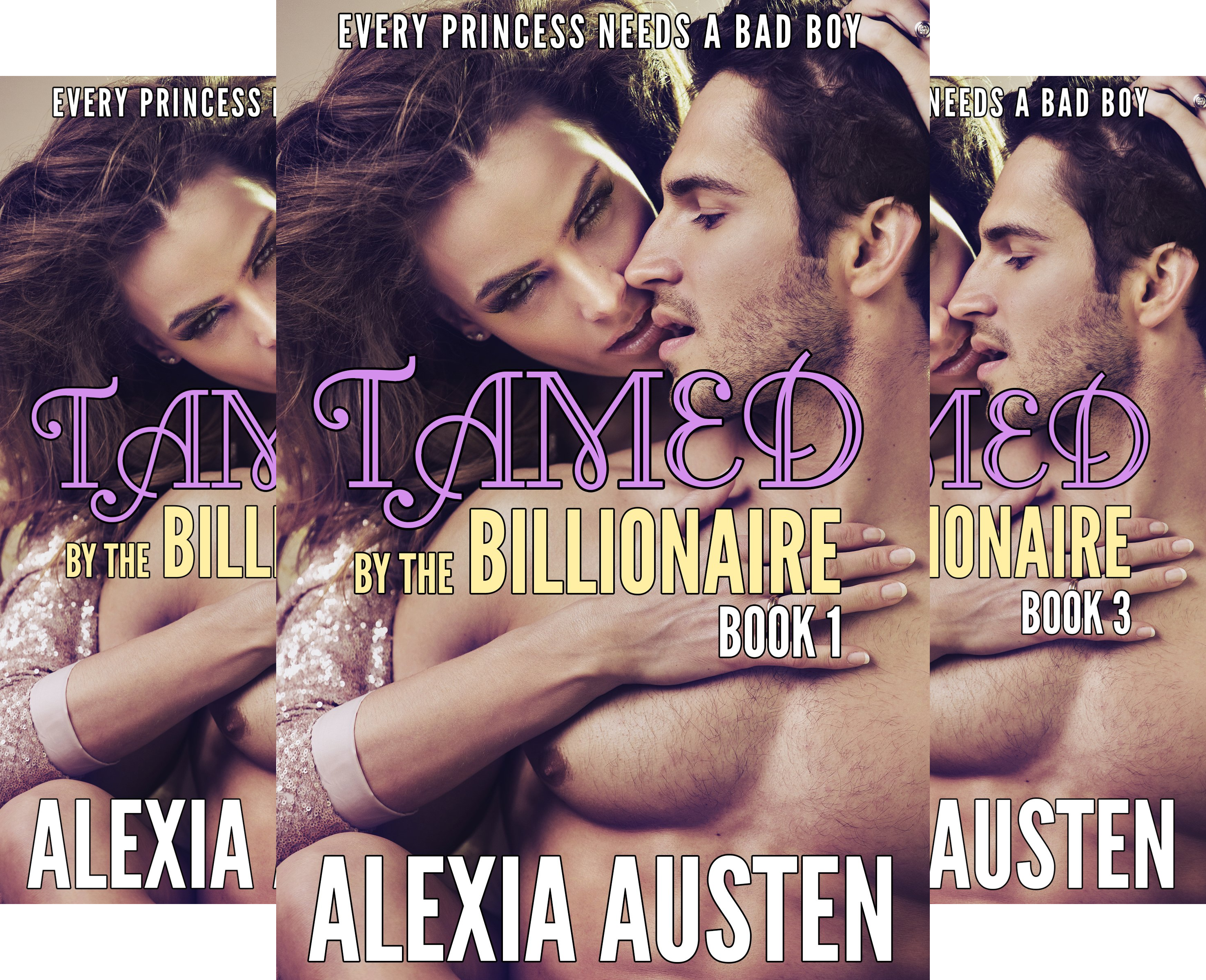 Tamed By The Billionaire (17 Book Series)