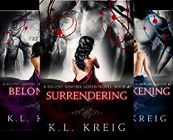 A Regent Vampire Lords (4 Book Series) by  K.L. Kreig