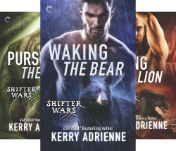 Shifter Wars (3 Book Series) by  Kerry Adrienne