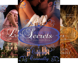 Secret Lives (3 Book Series) by  Colleen Connally