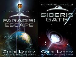 Paradisi Exodus (2 Book Series) by  Cheri Lasota