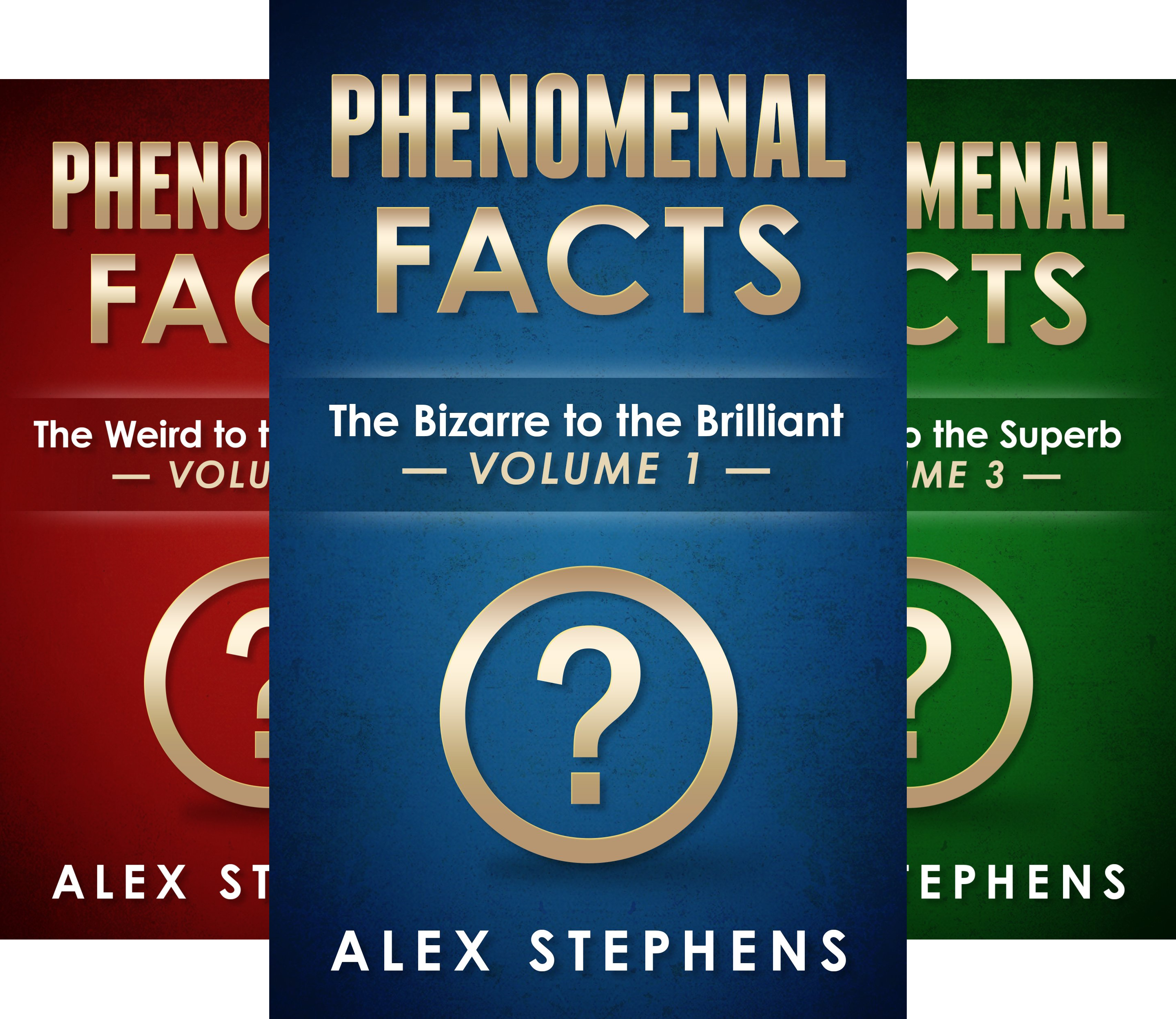 300 Phenomenal Facts (4 Book Series)
