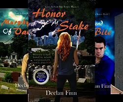 Love at First Bite (4 Book Series) by  Declan Finn