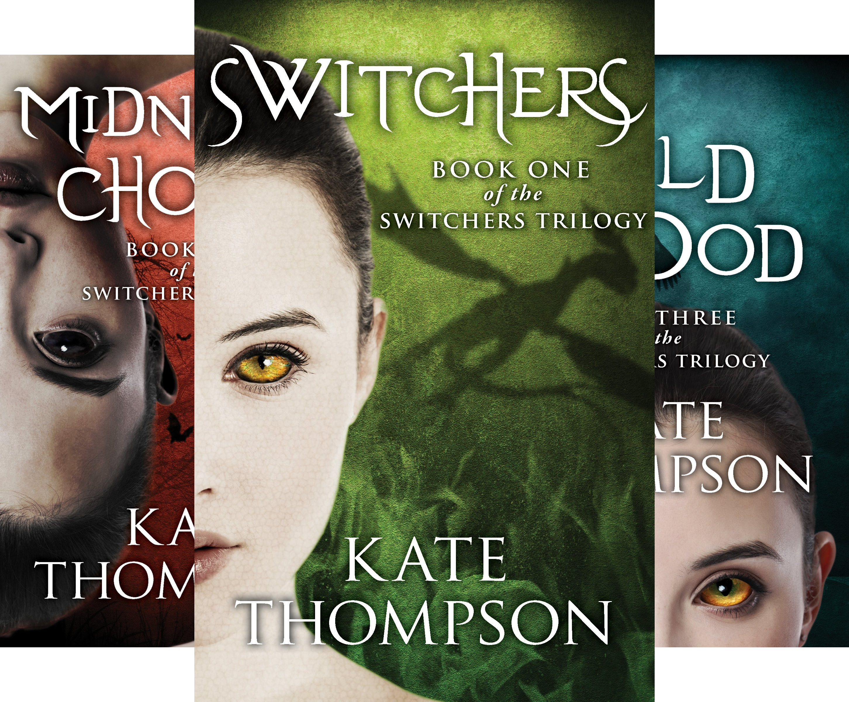 The Switchers Trilogy (3 Book Series)