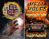 img - for Hell Holes (2 Book Series) book / textbook / text book