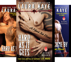 Hard Ink (5 Book Series) by  Laura Kaye