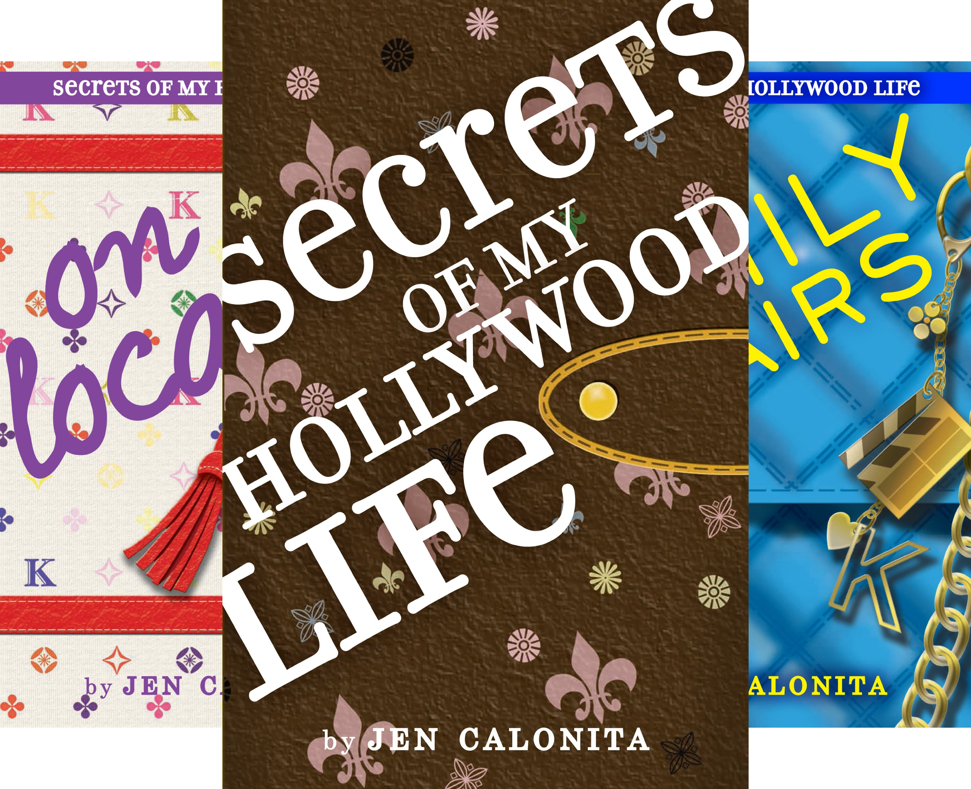 Download Secrets of My Hollywood Life (6 Book Series) Pdf