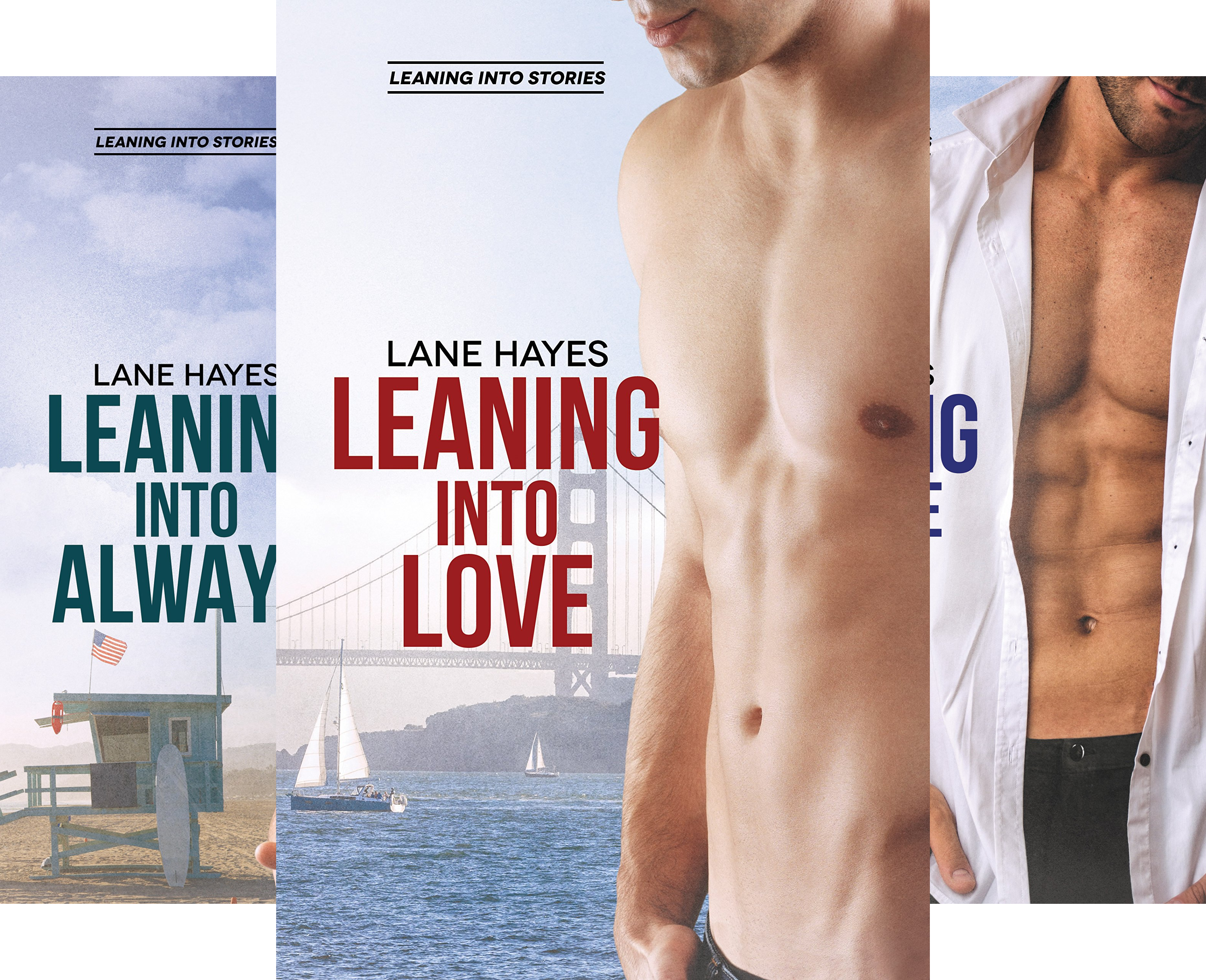 Leaning Into Series (3 Book Series)