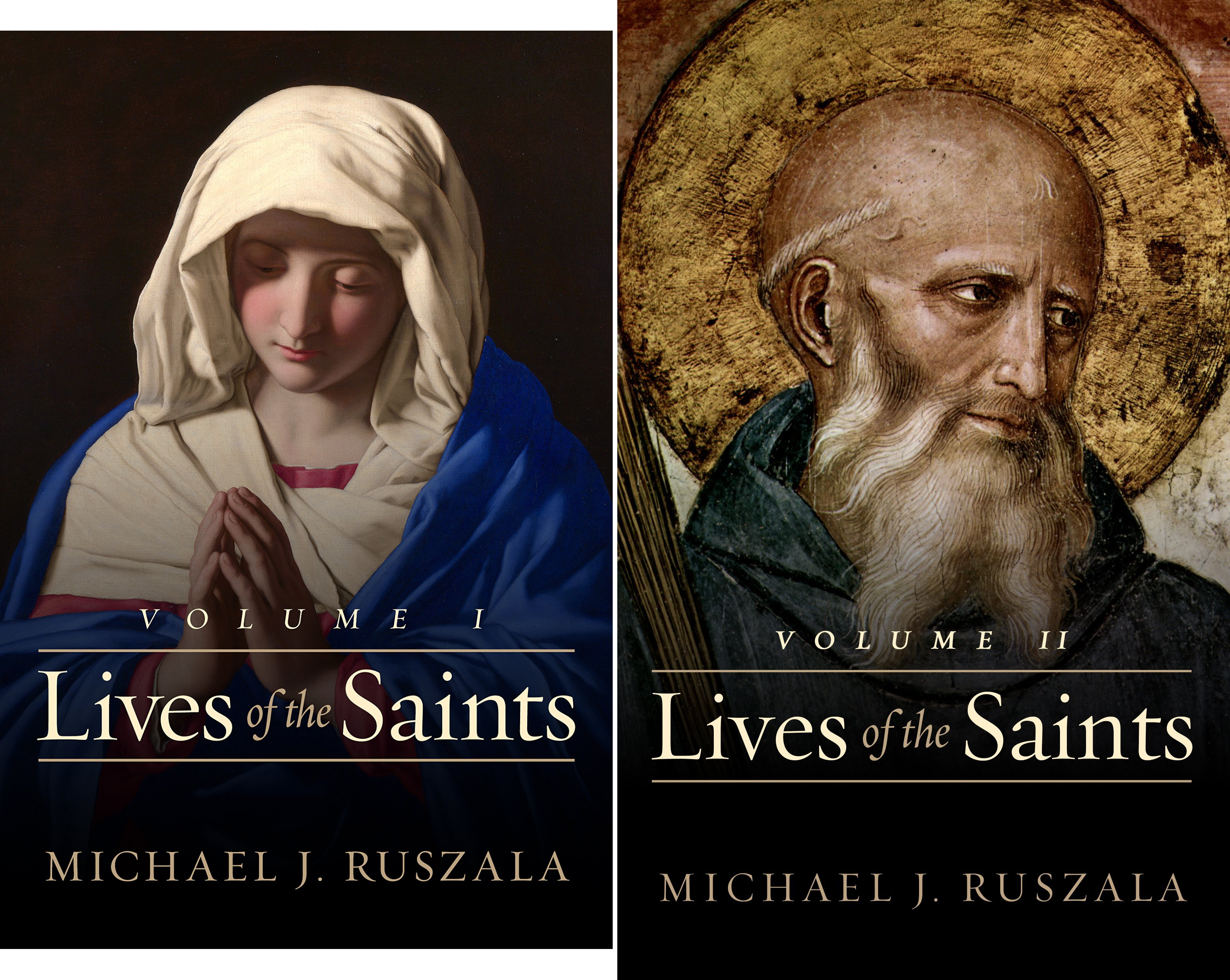 Lives of the Saints (2 Book Series)