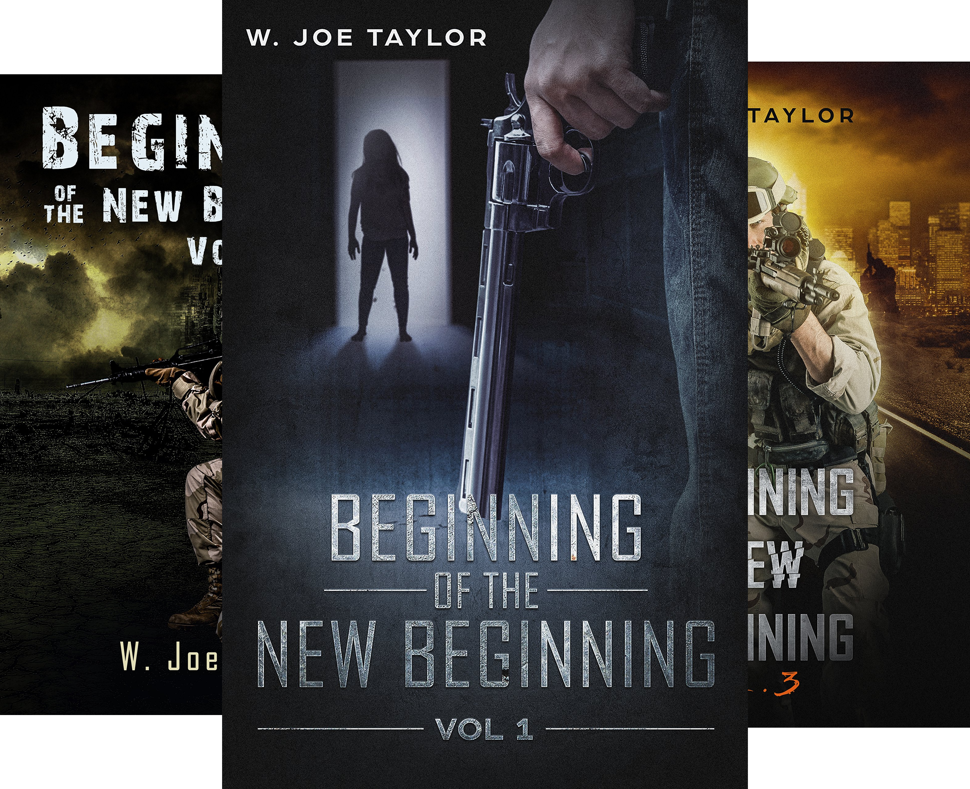 Beginning of the New Beginning (3 Book Series)