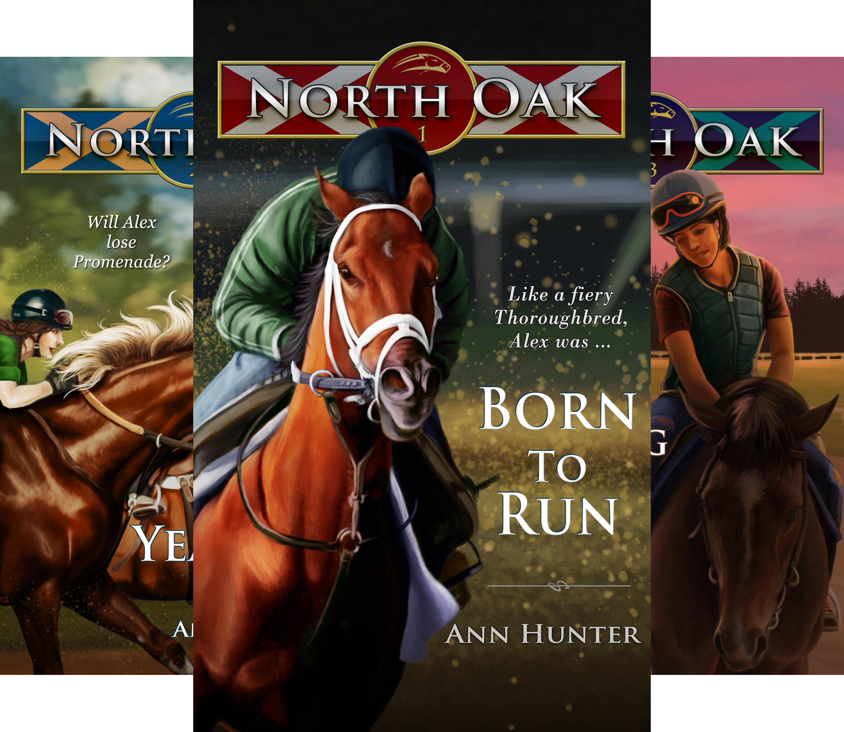 North Oak (5 Book Series)