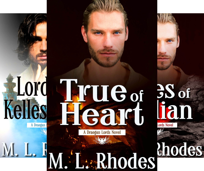 The Draegan Lords (3 Book Series)